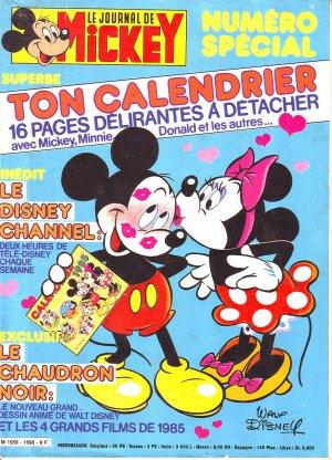 Le journal de Mickey 1698
