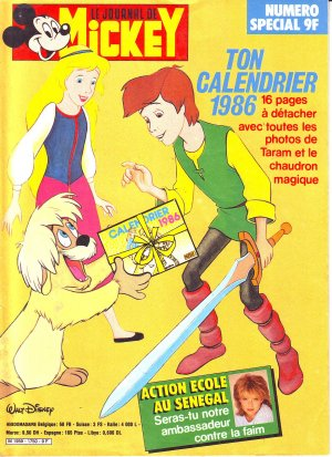 Le journal de Mickey 1750