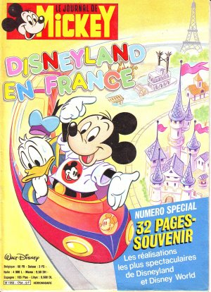 Le journal de Mickey 1754