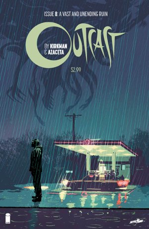Outcast # 8 Issues V1 (2014 - Ongoing)