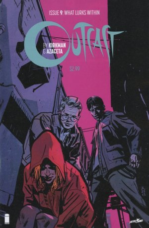 Outcast # 9 Issues V1 (2014 - Ongoing)