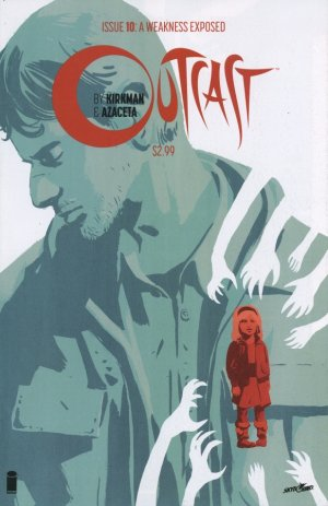 Outcast # 10 Issues V1 (2014 - Ongoing)