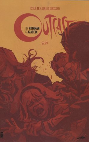 Outcast # 11 Issues V1 (2014 - Ongoing)