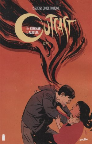Outcast # 12 Issues V1 (2014 - Ongoing)