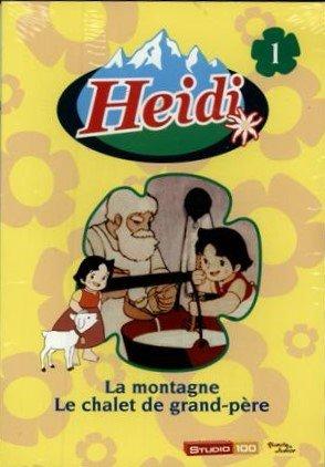 Heidi édition Kiosque