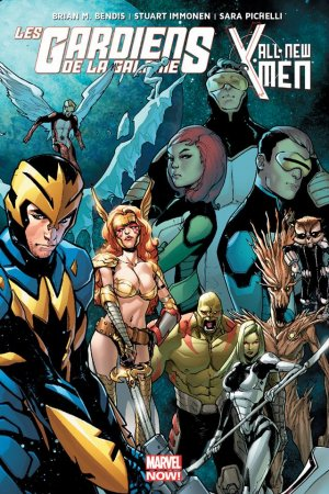 Les Gardiens de la Galaxie / All-New X-Men - Les Procès de Jean Grey