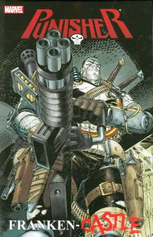 Franken-Castle édition TPB softcover (souple)