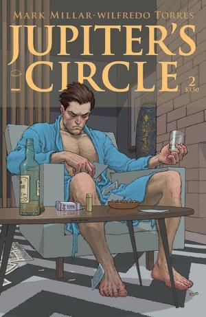 Jupiter's Circle # 2 Issues