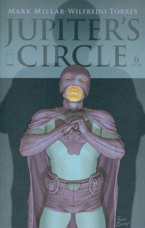Jupiter's Circle # 6 Issues