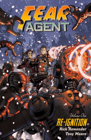 Fear Agent édition TPB softcover (souple)