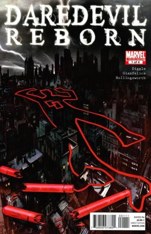 Daredevil - Reborn édition Issues V1 (2011)