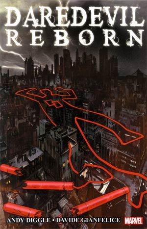 Daredevil - Reborn édition TPB softcover (souple)