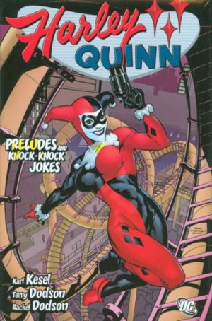 Harley Quinn édition TPB softcover (souple) - Issues V1
