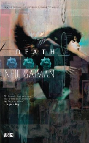 Death édition TPB softcover (souple)