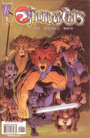 Cosmocats # 1 Issues (2002 - 2003)