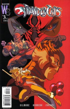 Cosmocats # 3 Issues (2002 - 2003)