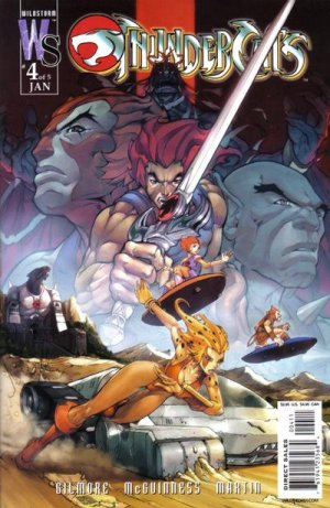 Cosmocats # 4 Issues (2002 - 2003)