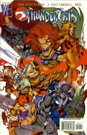 Cosmocats # 0 Issues (2002 - 2003)