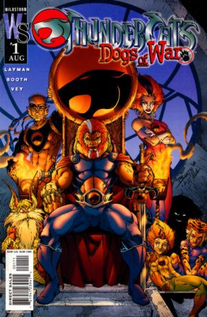 ThunderCats - Dogs of War édition Issues