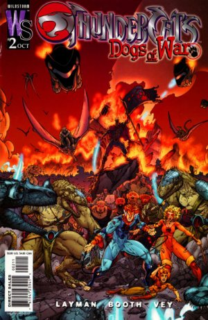 ThunderCats - Dogs of War # 2 Issues