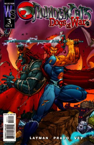 ThunderCats - Dogs of War # 3 Issues