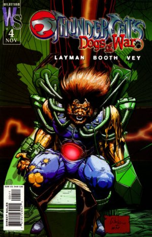 ThunderCats - Dogs of War # 4 Issues