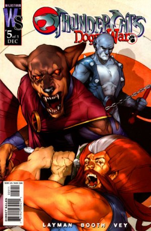 ThunderCats - Dogs of War # 5 Issues