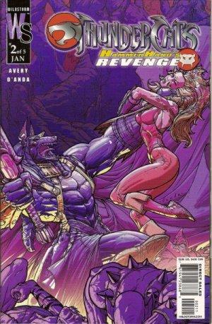 ThunderCats - HammerHand's Revenge # 2 Issues