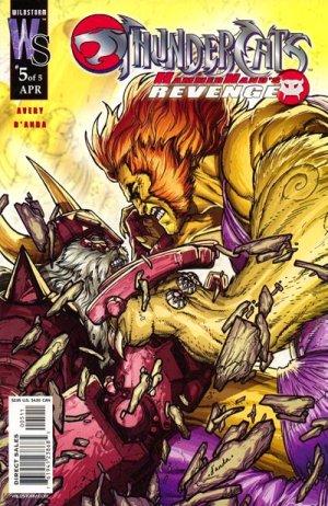 ThunderCats - HammerHand's Revenge # 5 Issues
