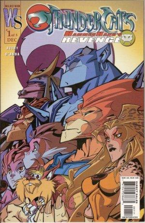 ThunderCats - HammerHand's Revenge # 1