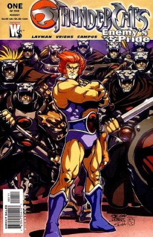 ThunderCats - Enemy's Pride édition Issues