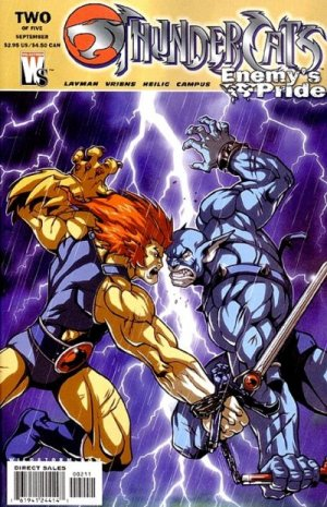 ThunderCats - Enemy's Pride # 2 Issues