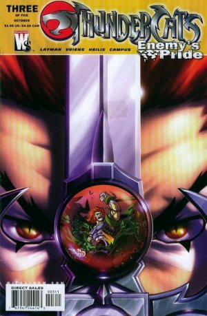 ThunderCats - Enemy's Pride # 3 Issues
