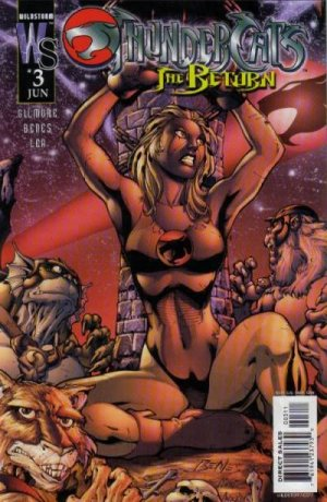 ThunderCats - The Return # 3 Issues