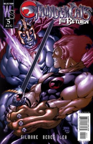 ThunderCats - The Return # 5 Issues