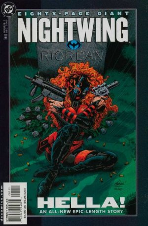 Nightwing 80-Page Giant édition Issues