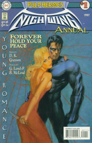 Nightwing édition Issues V2 - Annuals (1997 - 2007)