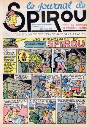 Le journal de Spirou # 202