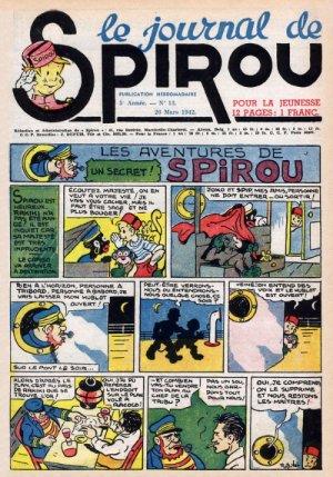 Album Spirou (recueil) # 206