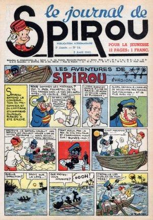 Le journal de Spirou # 207