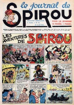 Le journal de Spirou # 209