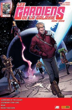 Les Gardiens de la Galaxie # 2 Kiosque (2015)