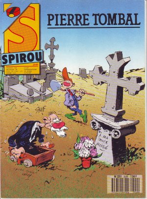 Album Spirou (recueil) # 2549