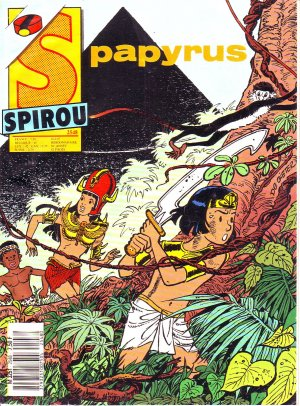 Album Spirou (recueil) # 2548