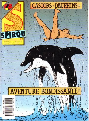 Album Spirou (recueil) # 2547