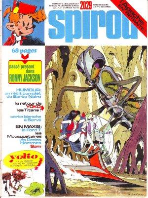 Le journal de Spirou # 2029