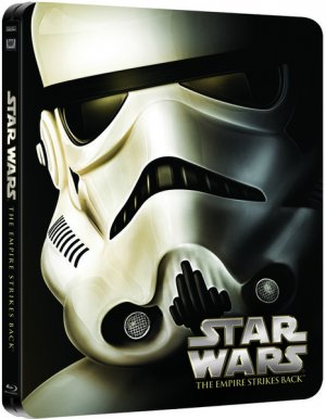 Star Wars : Episode V - L'Empire contre-attaque édition Steelbook