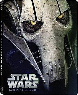 Star Wars : Episode III - La Revanche des Sith édition Steelbook