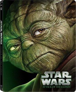 Star Wars : Episode II - L'Attaque des clones édition Steelbook