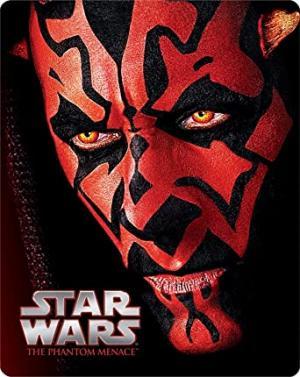 Star Wars : Episode I - La Menace fantôme édition Steelbook